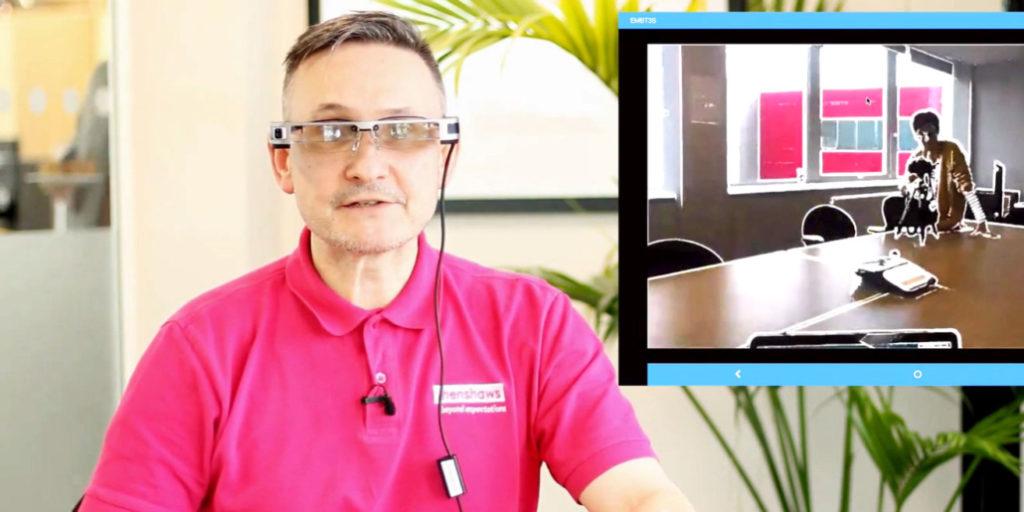 Henshaws reviews OXSIGHT glasses